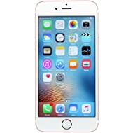Apple iPhone 6S Plus, AT&T, 128GB - Rose Gold (Renewed)
