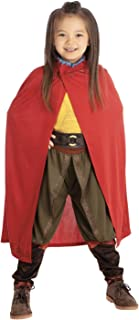Rubies Official Disney Raya Cape, Raya and The Last Dragon Girls Kids Fancy Dress Accessory, Size Age 3-6 Years