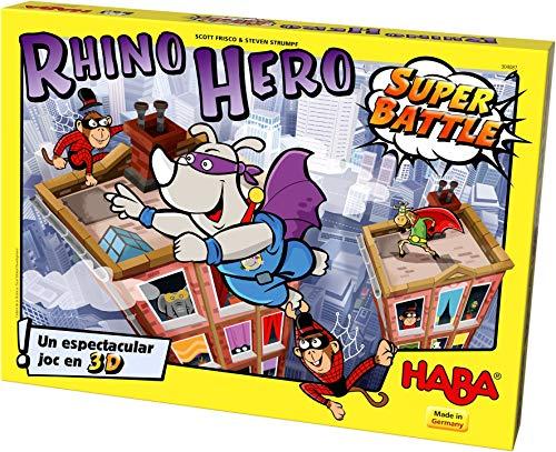 Rhino Hero - Super Battle - Cat (Habermass 304087)