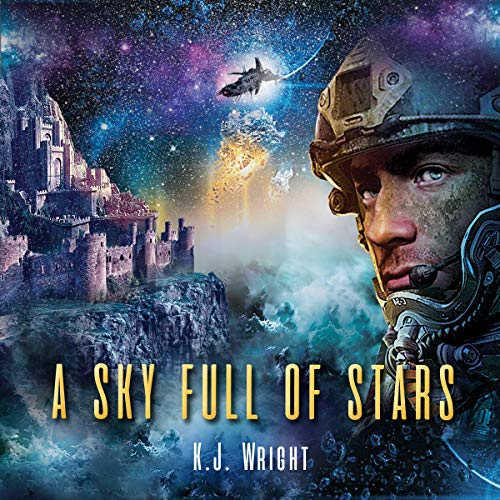 A Sky Full of Stars audiobook cover art