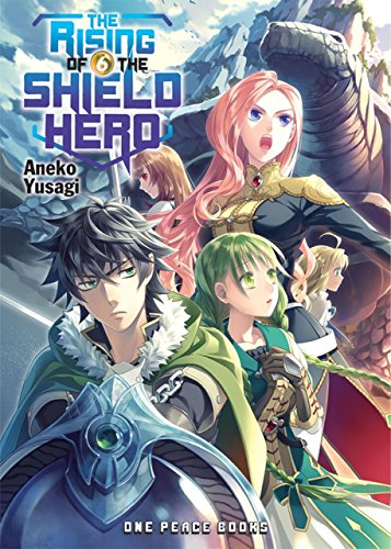 Top the rising of the shield hero manga 6 for 2020