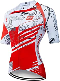 Cycling Skin Suit Summer Short-sleeved Shirt, Cycling, Bicycle, Quick-drying Moisture Wicking Clothes