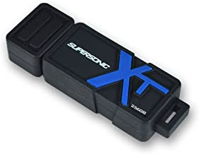 Patriot 256GB Supersonic Boost Series USB 3.0 Flash Drive with Up to 150MB/Sec - PEF256GSBUSB