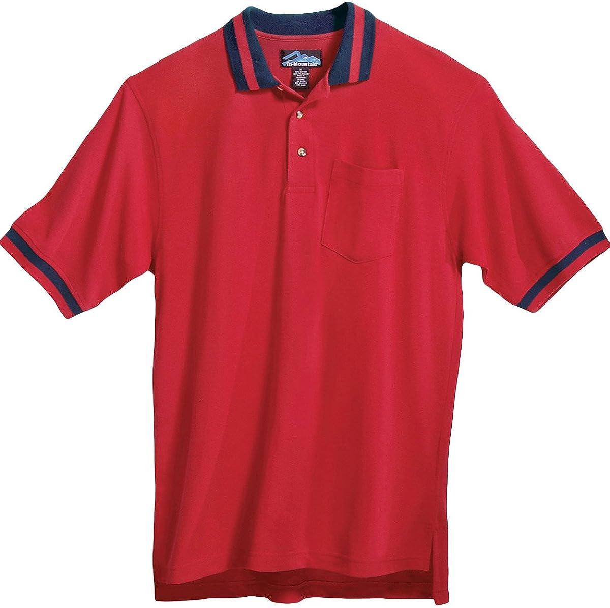 Bugatchi Three Button Short Sleeve Polo Collar Hidden Placket NWT