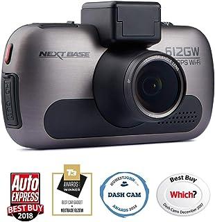 Nextbase 612GW – Appareil photo numérique embarqué ultra-haute résolution 4K..
