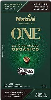 Café Orgânico em Cápsulas Intenso Native 50g