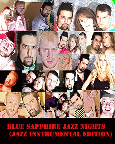 Blue Sapphire Jazz Nights (Jazz Instrumental Edition)