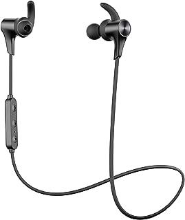 SoundPEATS(サウンドピーツ) Bluetooth イヤホン ワイヤレス イヤホン APTX-HDコーデック対応 高音質・低遅延 Free-bit イヤーフック 超軽量 14時間連続再生 ブルートゥース イヤホン Bluetooth5.0搭載 IPX6防水 人間工学 デザイン マグネット内蔵 CVC ノイズキャンセリング搭載 ハンズフリー通話 ワイヤレス ヘッドホン iPhone Android対応 [メーカー1年保証] black