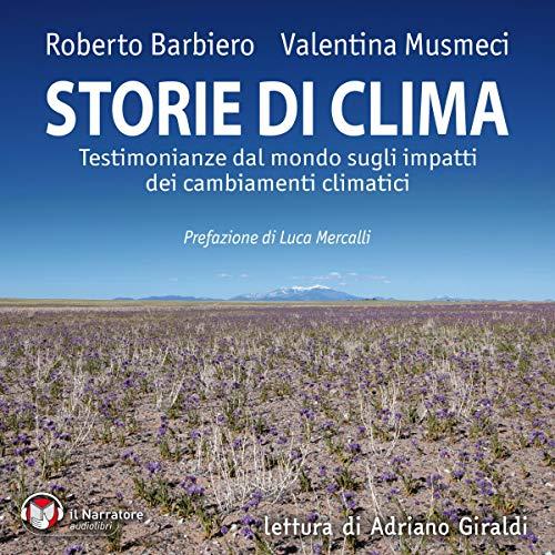 Storie di clima copertina