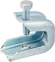 Platinum Tools JH965-50 Pressed Beam Clamp For 1/2-Inch Flanges, 1/4-20 Threaded Rod, 50 Per Box