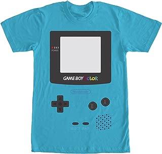 Nintendo Men's Game Boy Color T-Shirt