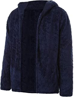 Cappotto Di Peluche Face Uomo Da Double Da Uomo Taglie Comode Giacca Invernale Moda Splendido Design Caldo Traspirante Com...