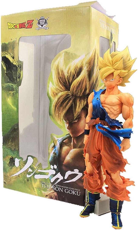 CRRQQ Dragon Btutti Super Saiyan 1 Son Goku  Dragonbtutti Super Masterlise Battle Statue Vegeta azione Chart