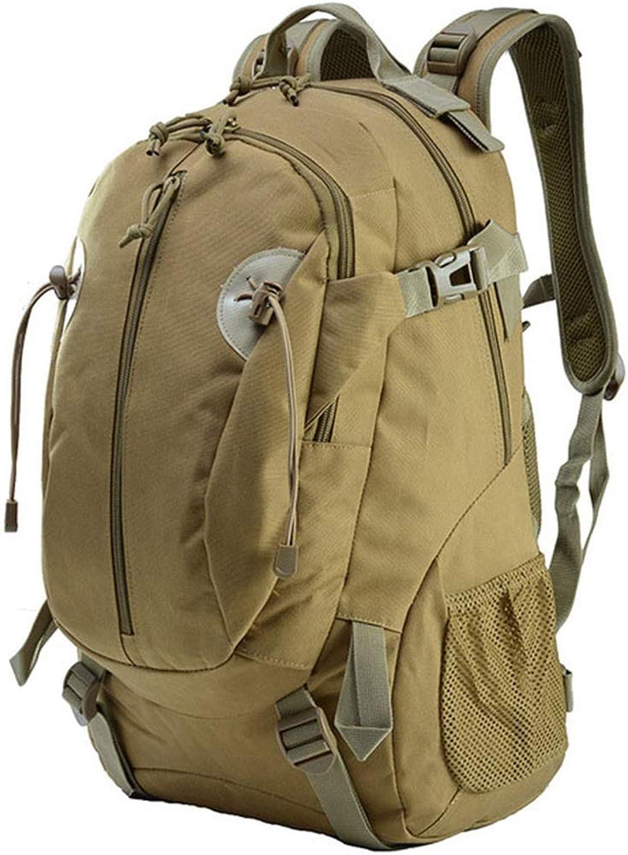 Reiserucksack 30 L Wanderrucksack Gym Sporttasche Reißfeste Wasserdichte Fach für Wandern Camping Reisen Yoga Sport Männer und Frauen Daypack B07PPH5PDZ  Die Farbe ist sehr auffällig