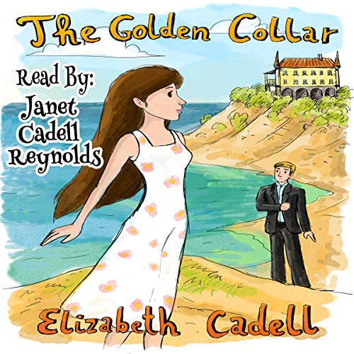 The Golden Collar audiobook cover art