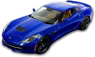 Maisto New 1:18 W/B Special Edition - Blue 2014 Chevrolet Corvette Stingray Z51 Diecast Model Car