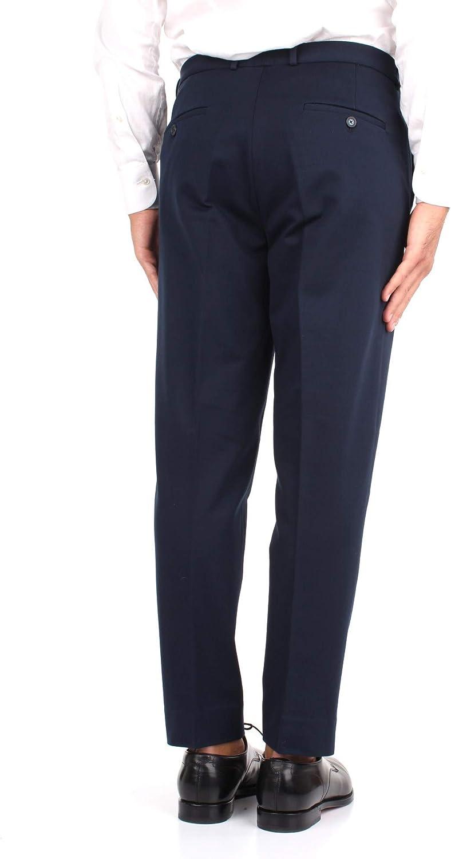 Circolo 1901 CN2780 Pantalon Homme Bleu