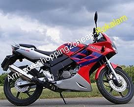 CBR125 Fairing For CBR125R 2002-2006 CBR 125R 02-06 CBR 125RR 02 03 04 05 06 CBR125RR ABS Fairing Red Blue Silver