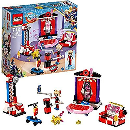 LEGO Girls IP 2017 - Dormitorio de Harley Quinn (41236)