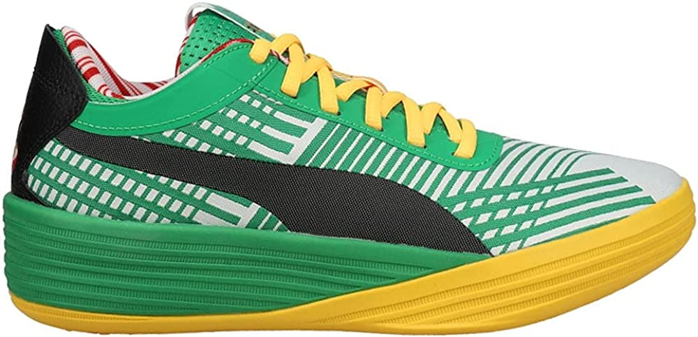 67% OFF of fixed price Max 68% OFF PUMA Kids Boys Clyde All-Pro X Basketball Shoes Cas Sneakers Elf