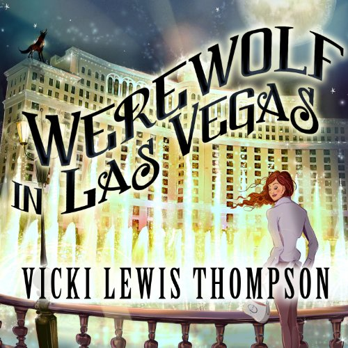 Werewolf in Las Vegas audiobook cover art