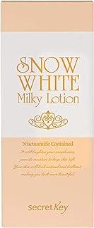 Secret Key Snow White Milky Lotion, 120 gm