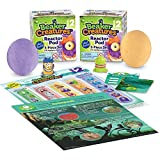 Learning Resources Beaker Creatures Reactor Pods Series 2, Homeschool, STEM, 2 Pack, Assorted Colors, Ages 5+
