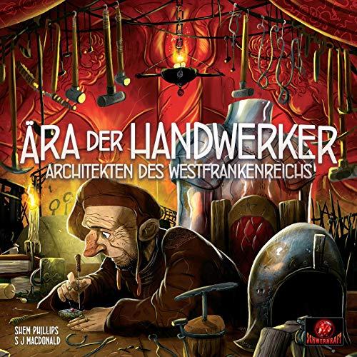 Schwerkraft-Verlag Architekten des Westfrankenreichs: Ära der Handwerker