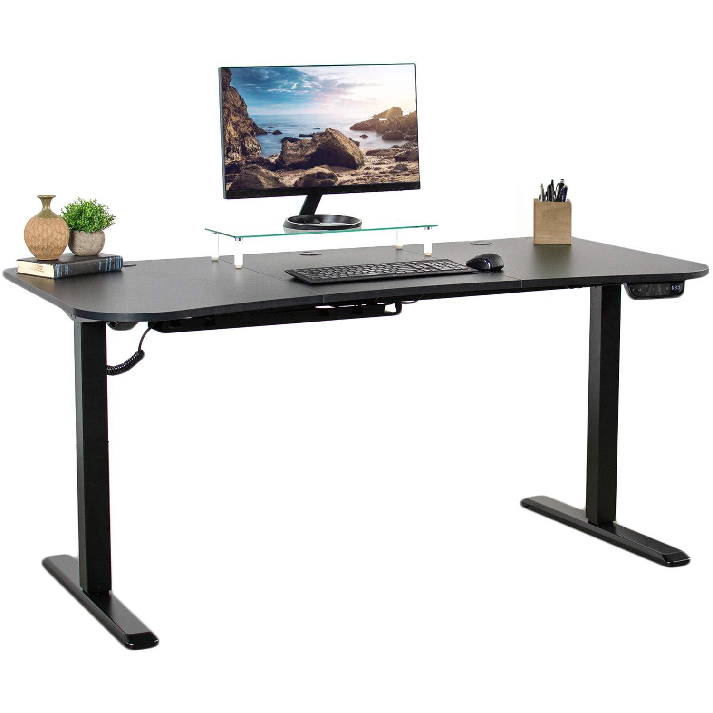 VIVO Adjustable Workstation Controller DESK KIT 2E1B