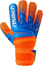Reusch Mens Prisma Prime S1 Roll Finger Goalkeeper Gloves Soccer