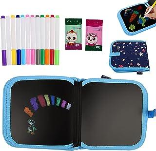 14 Pages Bloc de Dessin Effacable, ZoneYan Enfant Doodle Planches, Enfant Dessin Livre, Enfant Dessin Livre, Jouet Dessin ...