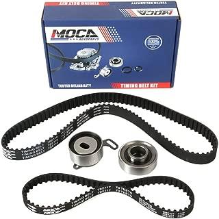Timing Belt Component Kit for 1994-2002 Honda Accord & 1997-1999 Acura CL &1998 1999 Isuzu Oasis 2.2L 2.3L F23A F22B1 Engine #TBK244