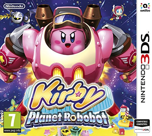 3DS KIRBY PLANET ROBOBOT