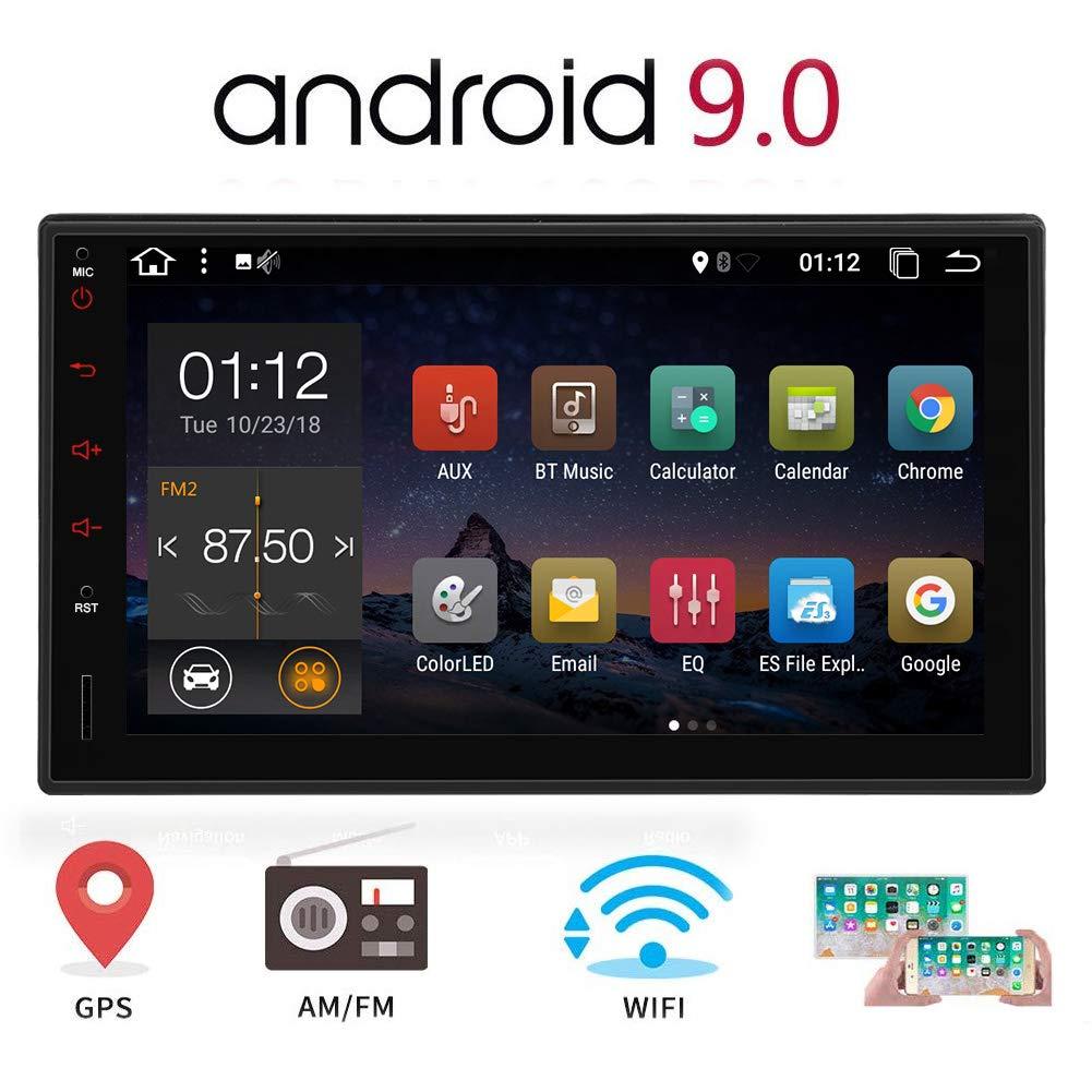Android Navigation AutoRadio Bluetooth Mirroring