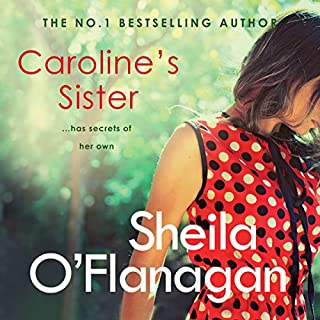 Caroline's Sister audiobook cover art