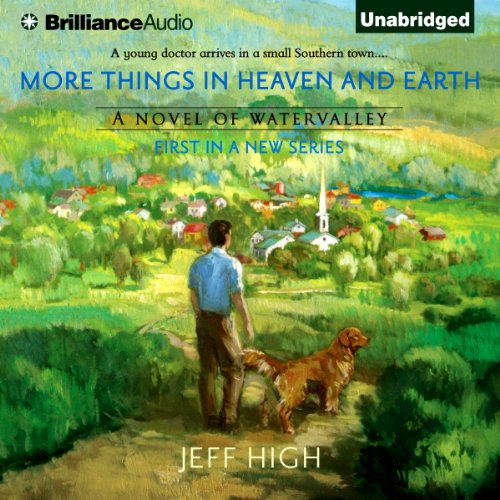 More Things in Heaven and Earth audiobook cover art