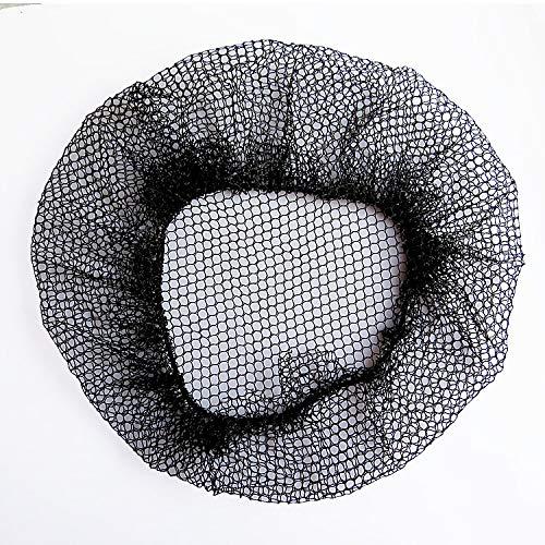 SKYLULU Abdeckung voller Kopf großes Haarnetz Lebensmittelfabrik Krankenschwestern Arbeiten Netzsack Schlafsack Haar großes Netzabdeckung Set Kopfnetzkappe