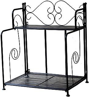 /Griglia porta/ /cromato /free standing/ /Inserto per mensole/ /Cucina armadio organizzatore/ Simplywire/