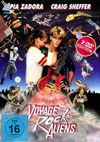 Voyage of the Rock Aliens by Pia Zadora
