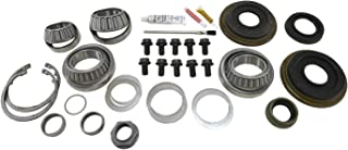 Ring & Pinion Service, Inc. Front 2005-2010 Jeep WK Grand Cherokee and XK Commander, 8
