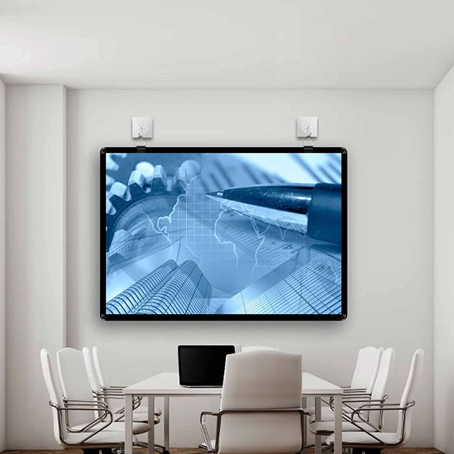 Video Projection Screens 60 Inch 1.29x0.73m Projector Screen HD Limited time Max 64% OFF for free shipping