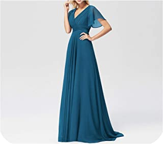 Evening Dresses Long Women Gown Chiffon Summer Style Special Occasion Dresses