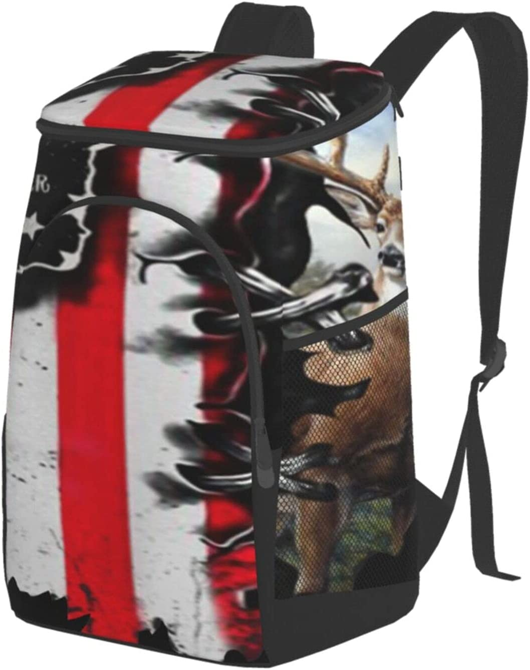 NDAQUC USA Bow Hunting Flag Minneapolis Mall Insulation Ba Excellent Outdoor Shoulder Game