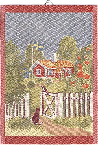Ekelund Handtuch Mitt Sverige 35 x 50 cm