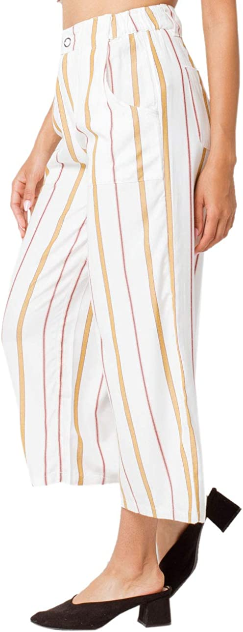 RVCA Women's Fully Noted Cropped Pant