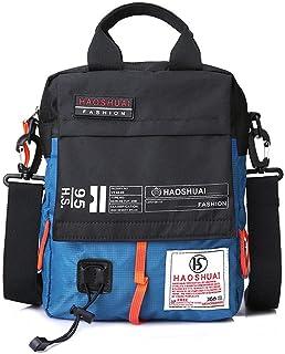 حقيبة مسنجر من النايلون متعددة الوظائف حقيبة كتف