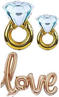 Best wedding ring balloon Reviews