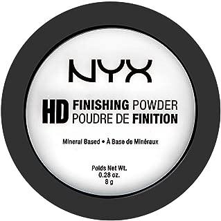 NYX PROFESSIONAL MAKEUP High Definition Powder, Translucent