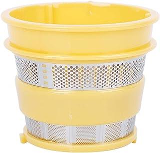 Filtres à centrifugeuse, remplacement de la crépine de remplacement du filtre à centrifugeuse en acier inoxydable avec mai...