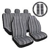 Fundas para asientos ya referencias set qz Mercedes Sprinter imitación cuero negro